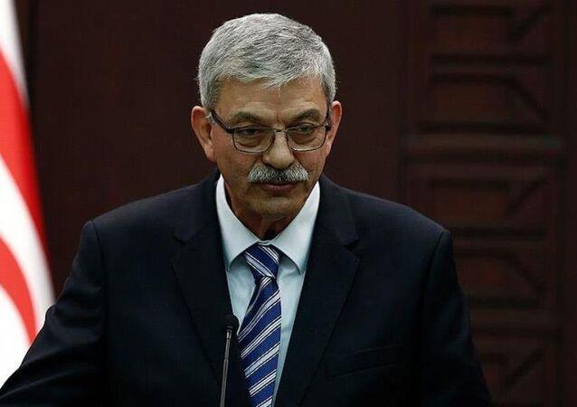 KKTC Başbakanı Ömer Kalyoncu