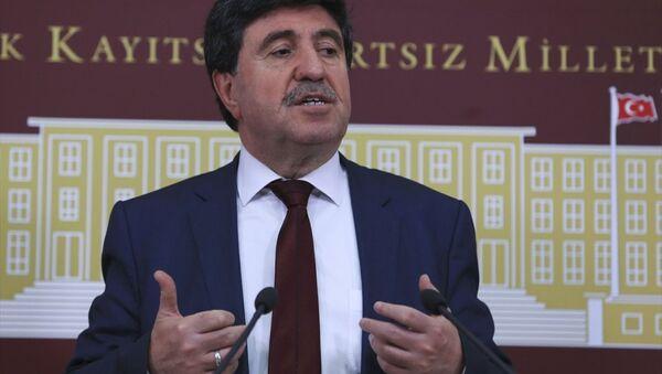 HDP Diyarbakır Milletvekili Altan Tan - Sputnik Türkiye