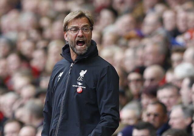 Liverpool teknik direktörü Jürgen Klopp