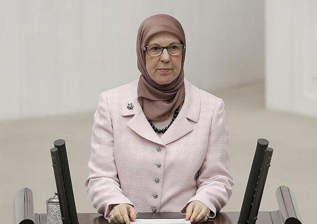 Aile ve Sosyal Politikalar Bakanı Sema Ramazanoğlu