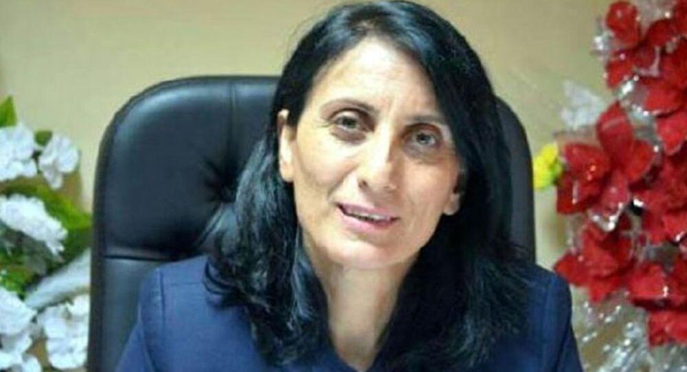 Ergani Belediye Eş Başkanı Aygün Taşkın