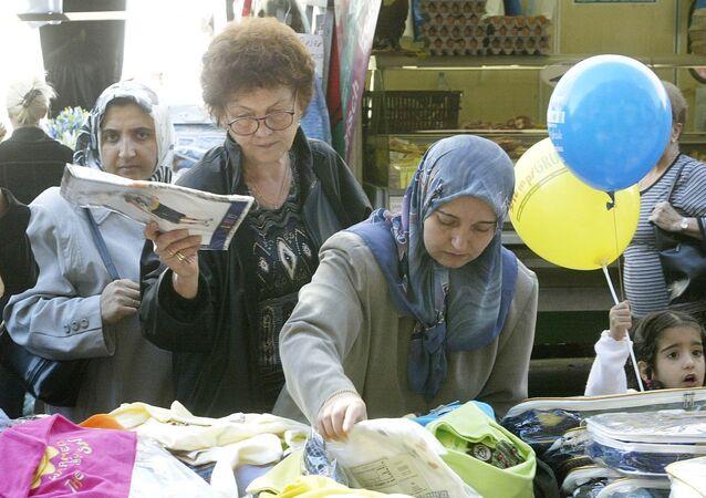 Avusturya'daki Müslüman kadınlar