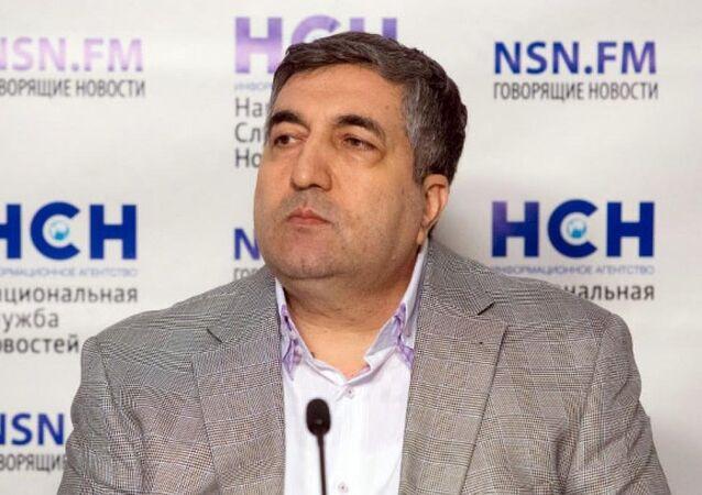 Moskova Devlet Üniversitesi Tarih Fakültesi akademisyeni Doç. Dr. İsmail Ağakişiyev