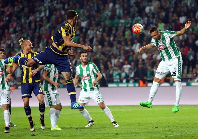 Fenerbahçe, Torku Konyaspor'a 2-1 mağlup oldu.