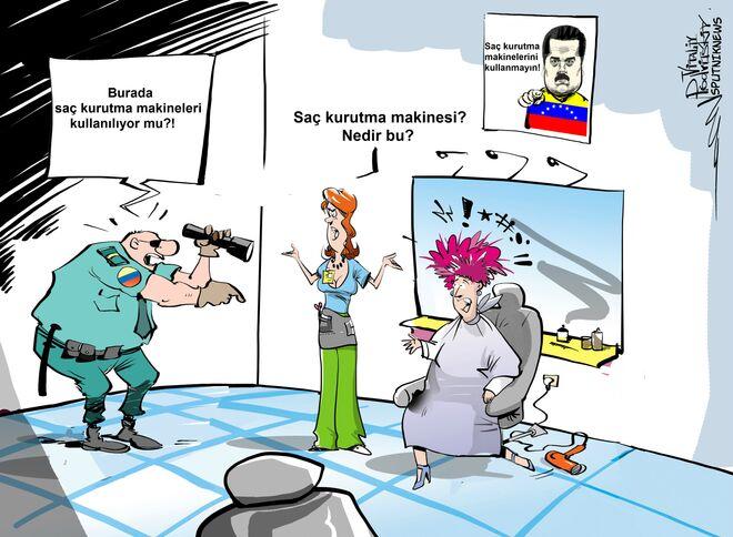 Maduro'dan kadınlara bir rica: saç kurutma makinelerini kullanmayın