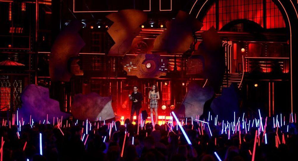 2016 MTV Film Ödülleri töreni - Star Wars