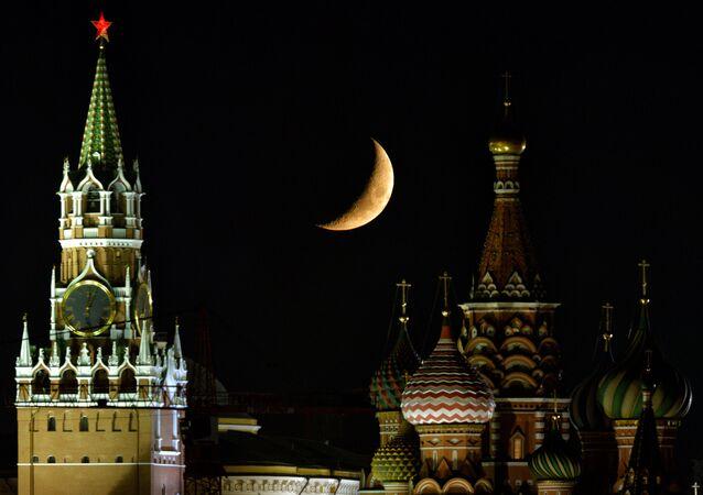 Kremlin - Moskova