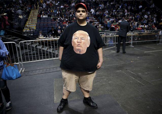 ABD'de başkan aday adayı Donald Trump