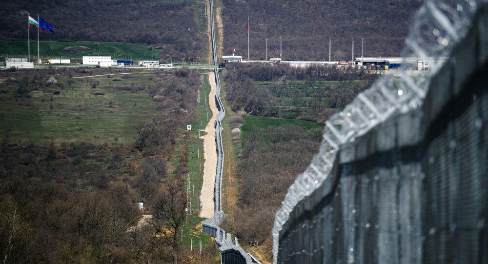 Türkiye - Bulgaristan sınırı