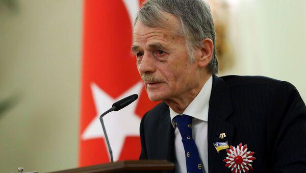 Mustafa Cemilev - Sputnik Türkiye