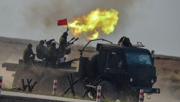 International Army Games 2015 in Krasnodar Territory - Sputnik Türkiye