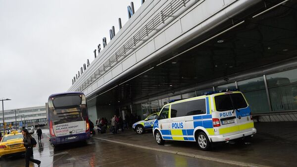 Stockholm Arlanda Havalimanı - Sputnik Türkiye