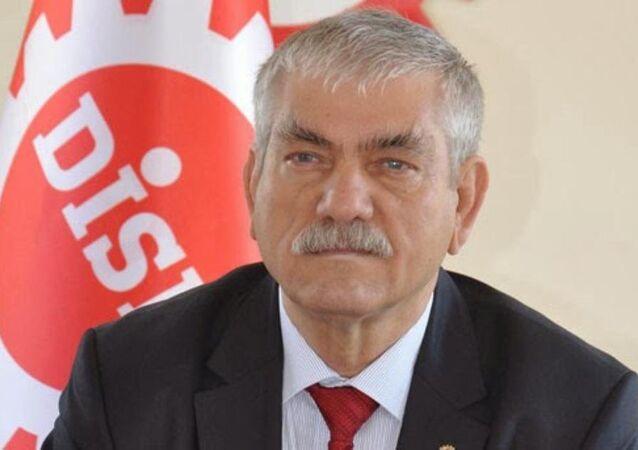 DİSK Genel Başkanı Kani Beko
