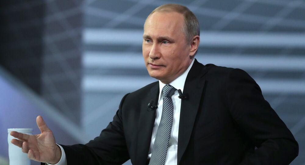 Putin ile Direkt Hat
