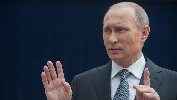 Putin ile Direkt Hat - Sputnik Türkiye