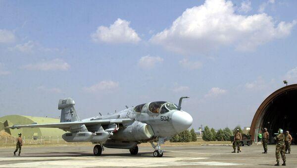EA-6B prowler - Sputnik Türkiye
