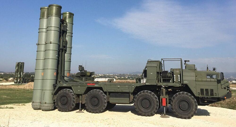 S-500 füze savunma sistemleri