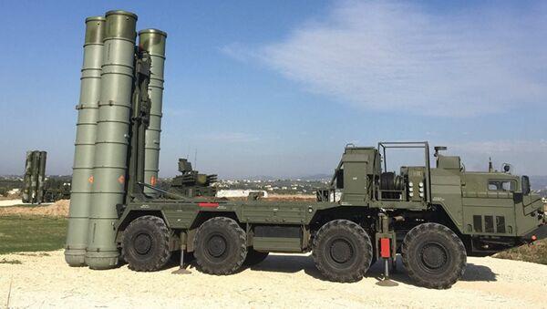 S-500 füze savunma sistemleri - Sputnik Türkiye