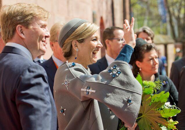 Hollanda Kraliçesi Maxima