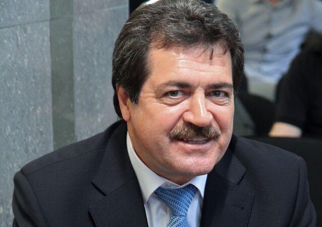 Kırım Parlamentosu Başkan Yardımcısı Remzi İlyasov