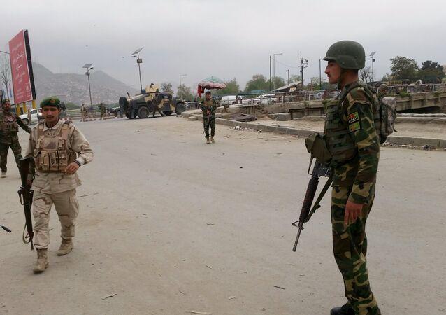Afganistan- Kabil