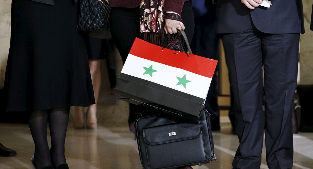 Suriye görüşmeleri