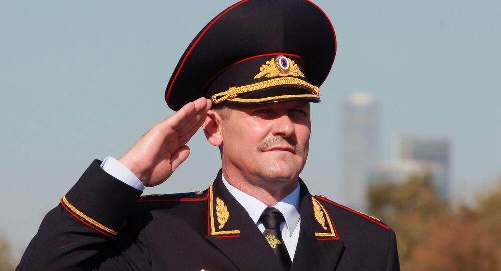 Rusya İçişleri Bakanlığı'nın Moskova direktörü Anatoliy Yakunin