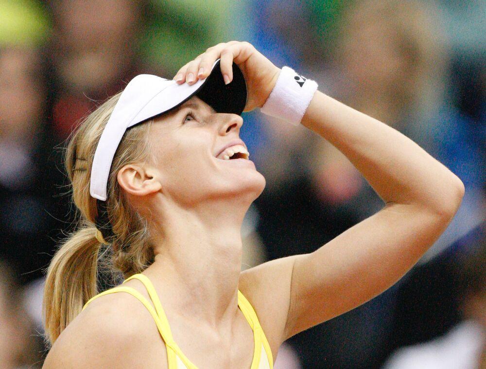 Rus tenisçi Elene Dementyeva