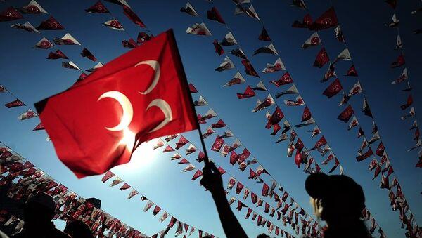 MHP - Sputnik Türkiye