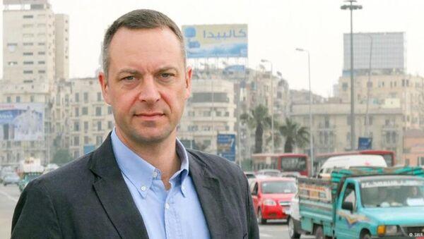 ARD muhabiri Volker Schwenck - Sputnik Türkiye