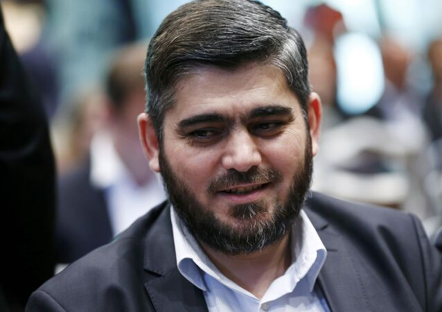Ceyş'ul İslam (İslam Ordusu) lideri Muhammed Alluş
