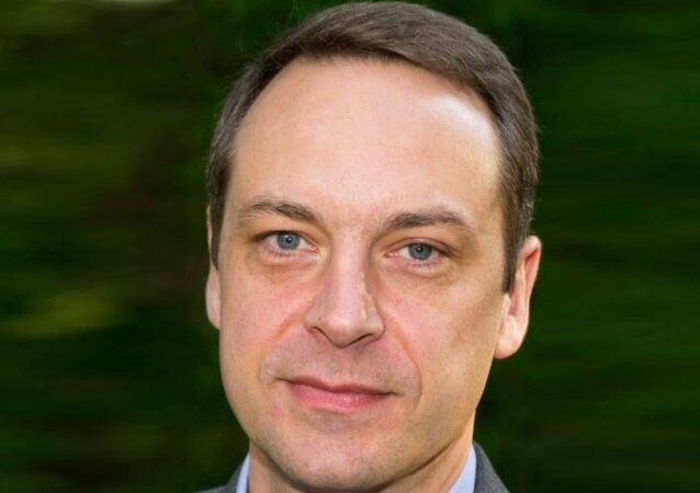 ARD muhabiri Volker Schwenck