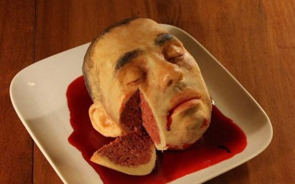 Korkunç pastalar