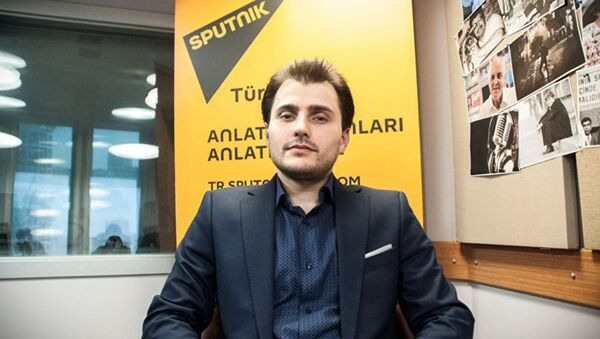 Tural Kerimov - Sputnik Türkiye