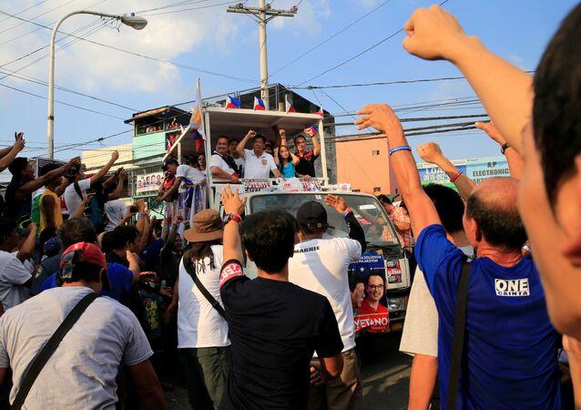Filipinler'de seçim