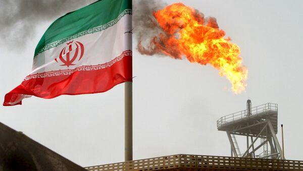 İran petrol - Sputnik Türkiye