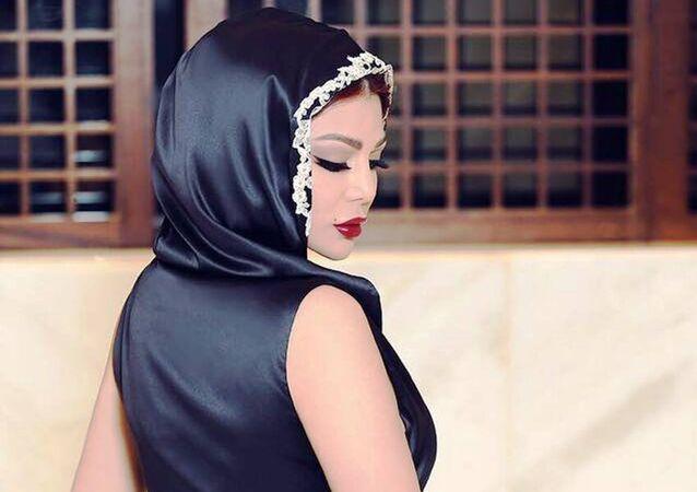 Lübnanlı şarkıcı Haifa Wehbe