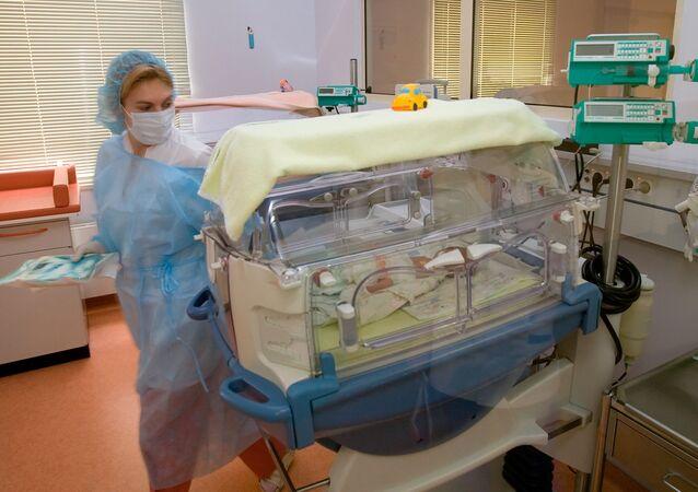 Prematüre bebek ünitesi
