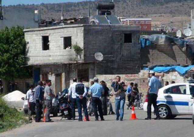 Kilis merkezine roket mermileri düştü.