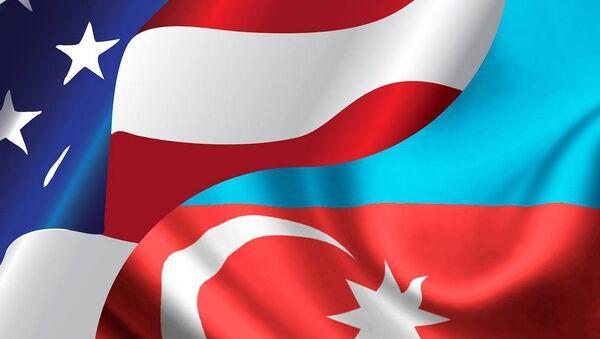 Azerbaycan-ABD - Sputnik Türkiye
