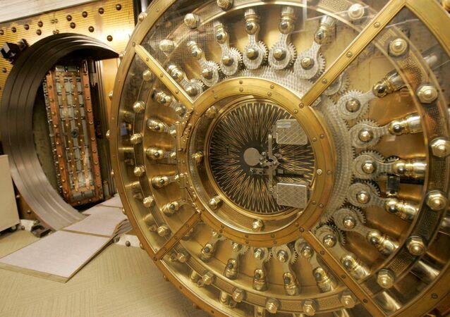 Banka kasası