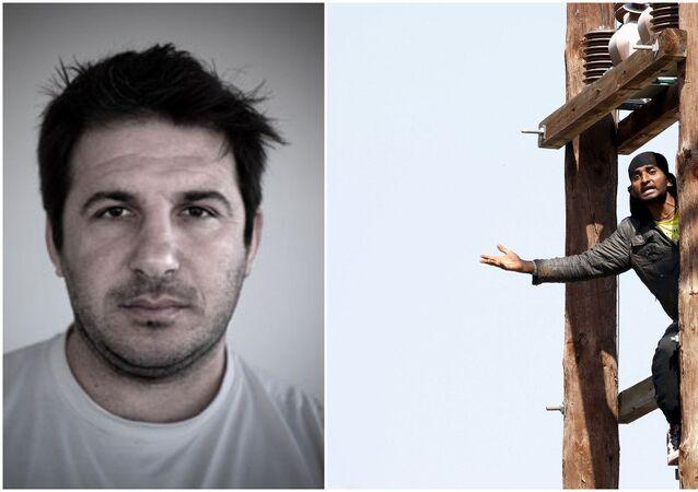 Yunan fotoğrafçı Giorgos Moutafis