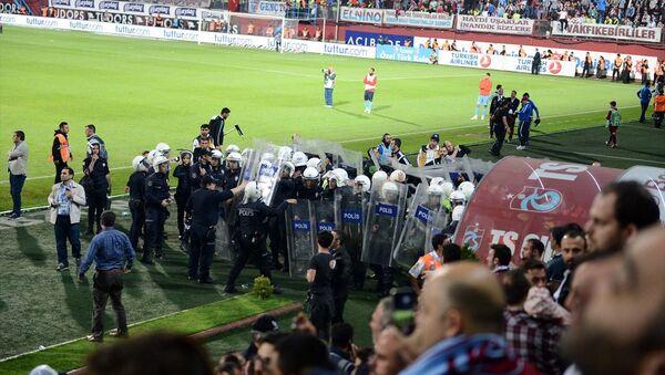 Trabzonspor-Fenerbahçe maçı - Sputnik Türkiye