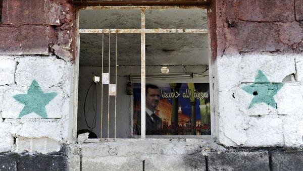 Suriye / Suriye Devlet Başkanı Beşar Esad - Sputnik Türkiye