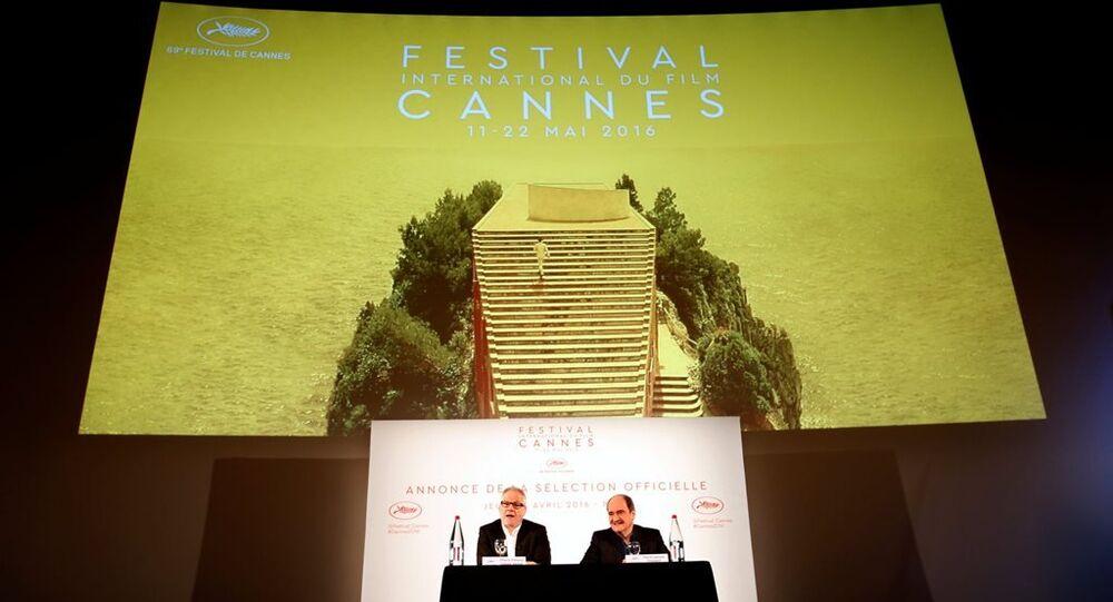 69. Cannes Film Festivali