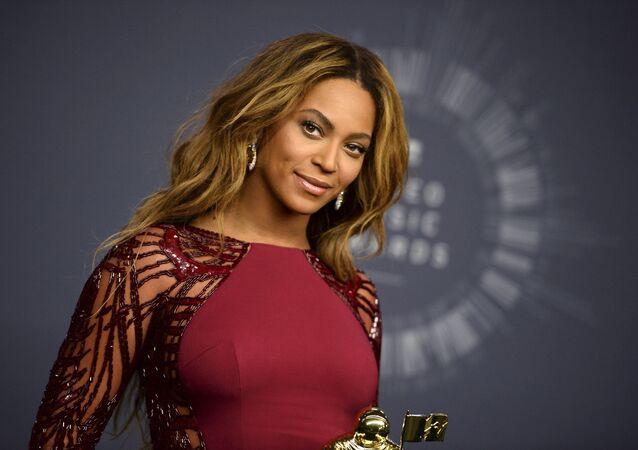 ABD'li şarkıcı Beyonce