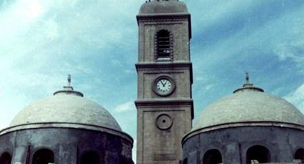 Musul'daki Saat Kilisesi