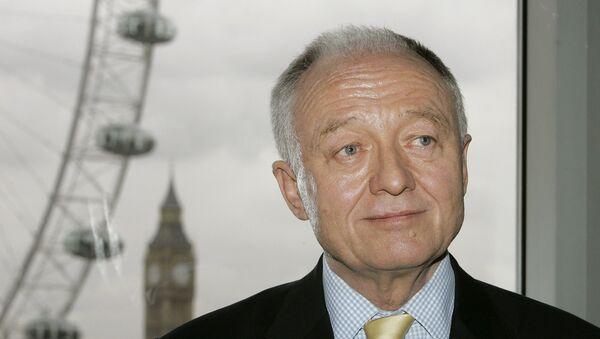 Eski Londra Belediye Başkanı Ken Livingstone - Sputnik Türkiye
