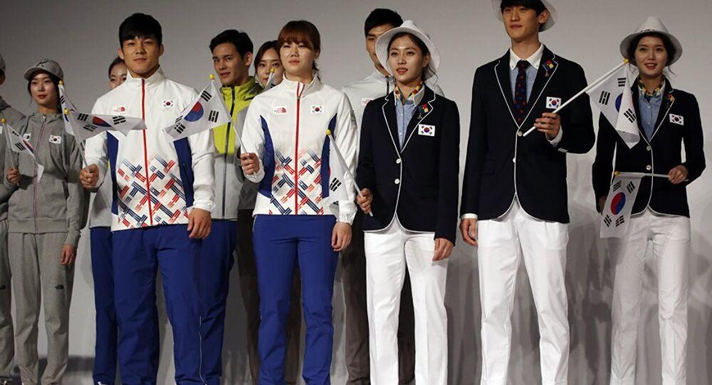 Güney Koreli sporcular