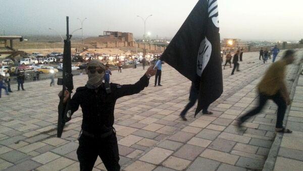 IŞİD - Musul - Sputnik Türkiye